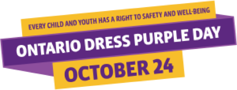 Prince of Peace Honours Dress Purple Day