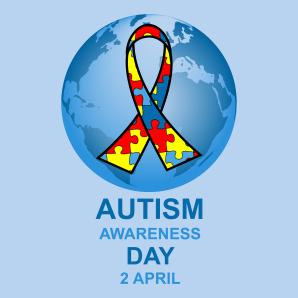 Autism Awareness day Tuesday April 2nd –