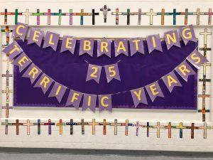 Prince of Peace Catholic school marks 25 years in Keswick
