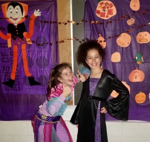 Thanks to All Who Participated in our Halloween Dance-a-thon Fundraiser