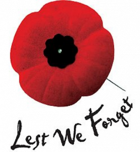 Prince of Peace CES Welcomes Sutton Legion to our Remembrance Day Ceremony